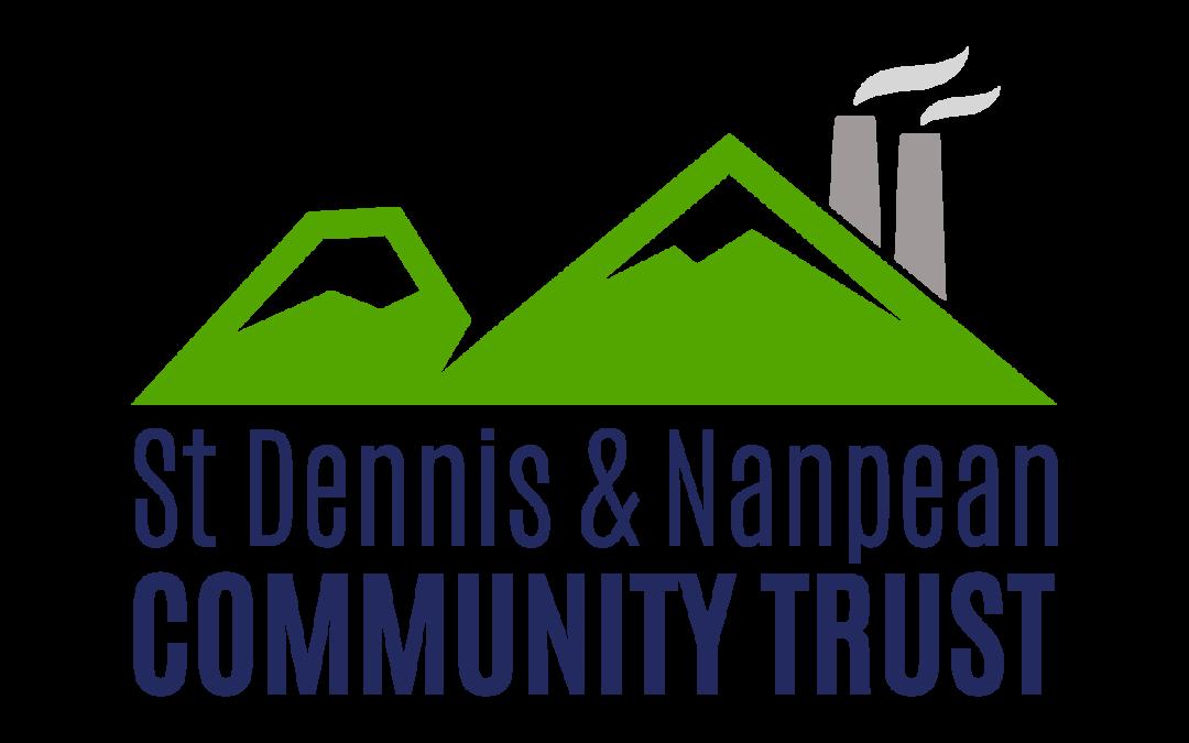 St Dennis Nanpean Community Trust logo